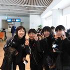 2011日韓小学生交流写真集①1月12日